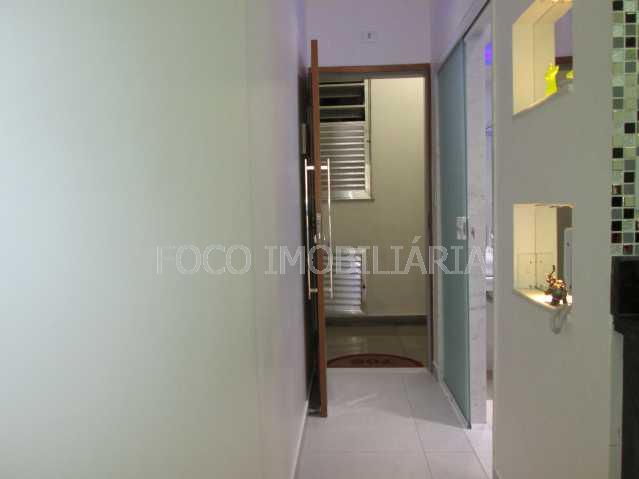 HALL - Kitnet/Conjugado 30m² à venda Avenida Prado Júnior,Copacabana, Rio de Janeiro - R$ 580.000 - FLKI00141 - 7