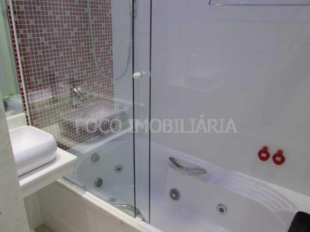 BANHEIRO - Kitnet/Conjugado 30m² à venda Avenida Prado Júnior,Copacabana, Rio de Janeiro - R$ 580.000 - FLKI00141 - 12