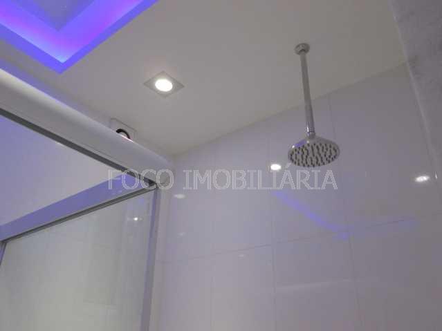BANHEIRO - Kitnet/Conjugado 30m² à venda Avenida Prado Júnior,Copacabana, Rio de Janeiro - R$ 580.000 - FLKI00141 - 14