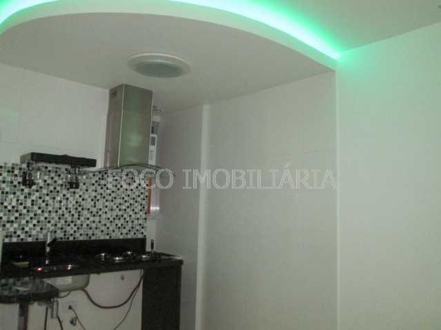 COZINHA AMERICANA - Kitnet/Conjugado 30m² à venda Avenida Prado Júnior,Copacabana, Rio de Janeiro - R$ 580.000 - FLKI00141 - 15