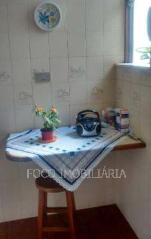 AREA SERVIÇO  - Apartamento à venda Rua Senador Vergueiro,Flamengo, Rio de Janeiro - R$ 820.000 - FLAP20498 - 20