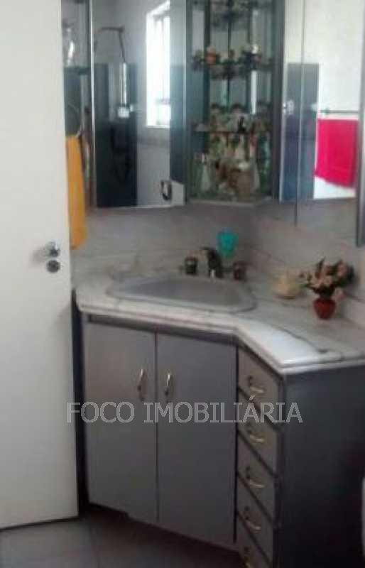 BANHEIRO - Apartamento à venda Rua Senador Vergueiro,Flamengo, Rio de Janeiro - R$ 820.000 - FLAP20498 - 12