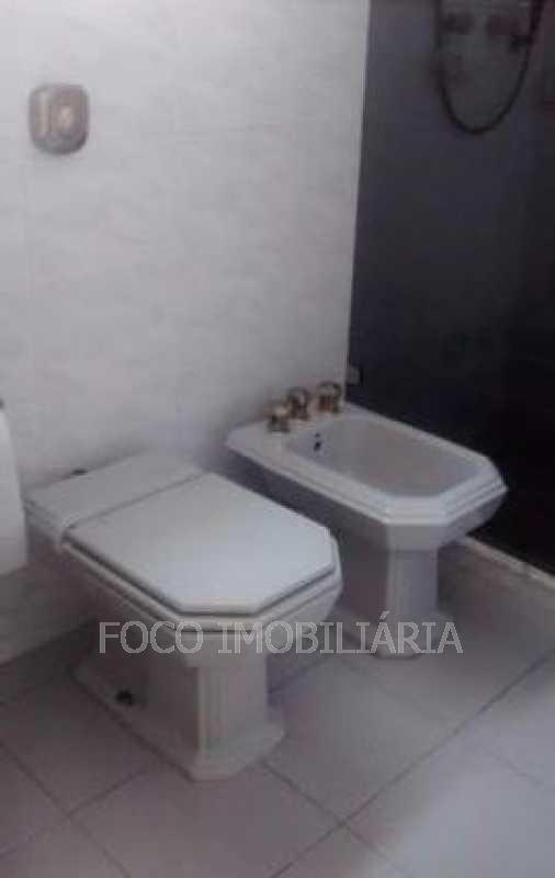 BANHEIRO SOCIAL  - Apartamento à venda Rua Senador Vergueiro,Flamengo, Rio de Janeiro - R$ 820.000 - FLAP20498 - 9