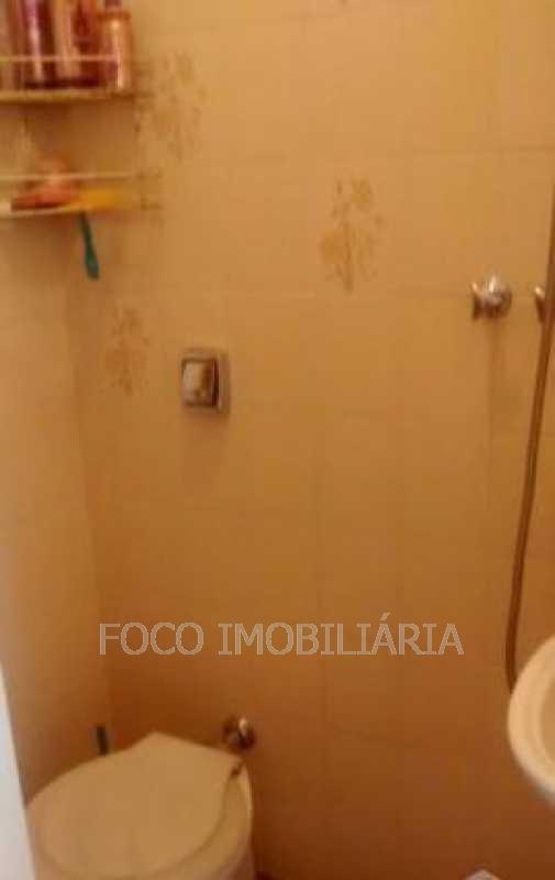 BANHEIRO EMPREGADA - Apartamento à venda Rua Senador Vergueiro,Flamengo, Rio de Janeiro - R$ 820.000 - FLAP20498 - 21