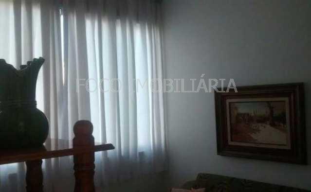 QUARTO EMPREGADA - Apartamento à venda Rua Senador Vergueiro,Flamengo, Rio de Janeiro - R$ 820.000 - FLAP20498 - 16
