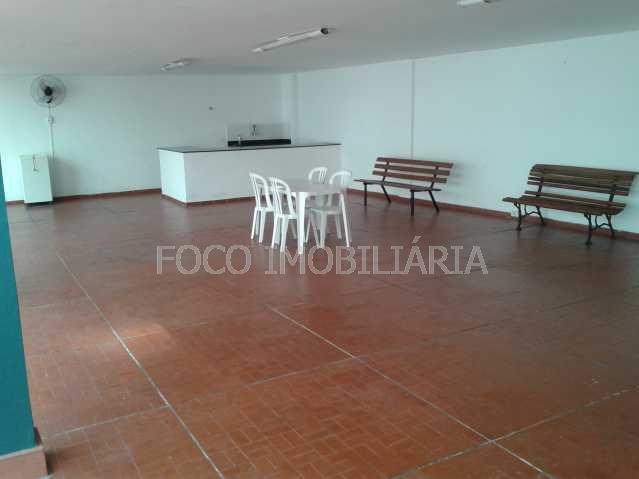 SALÃO FESTAS - Apartamento à venda Rua Senador Vergueiro,Flamengo, Rio de Janeiro - R$ 820.000 - FLAP20498 - 23