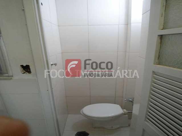 BANHEIRO EMPREGADA - Apartamento à venda Rua Pedro Américo,Catete, Rio de Janeiro - R$ 460.000 - JBAP20170 - 19