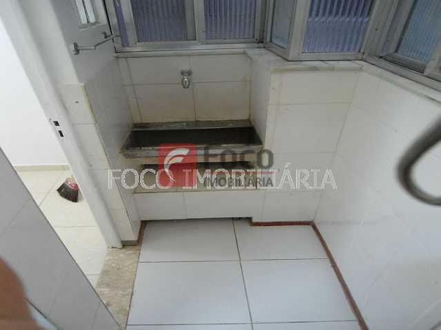 ÁREA SERVIÇO - Apartamento à venda Rua Pedro Américo,Catete, Rio de Janeiro - R$ 460.000 - JBAP20170 - 16