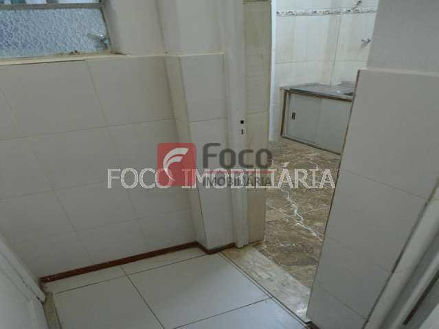 ÁREA SERVIÇO  - Apartamento à venda Rua Pedro Américo,Catete, Rio de Janeiro - R$ 460.000 - JBAP20170 - 17