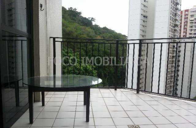 VARANDA - Apartamento à venda Avenida Princesa Isabel,Copacabana, Rio de Janeiro - R$ 600.000 - FLAP10303 - 8
