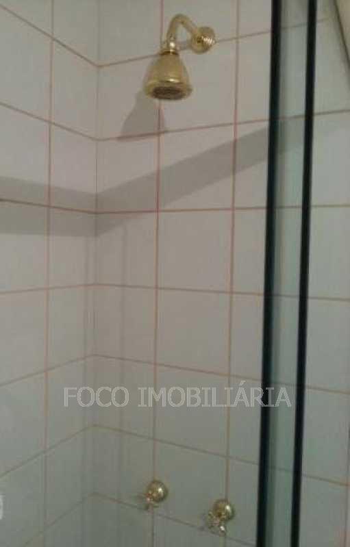 BANHEIRO - Apartamento à venda Avenida Princesa Isabel,Copacabana, Rio de Janeiro - R$ 600.000 - FLAP10303 - 6