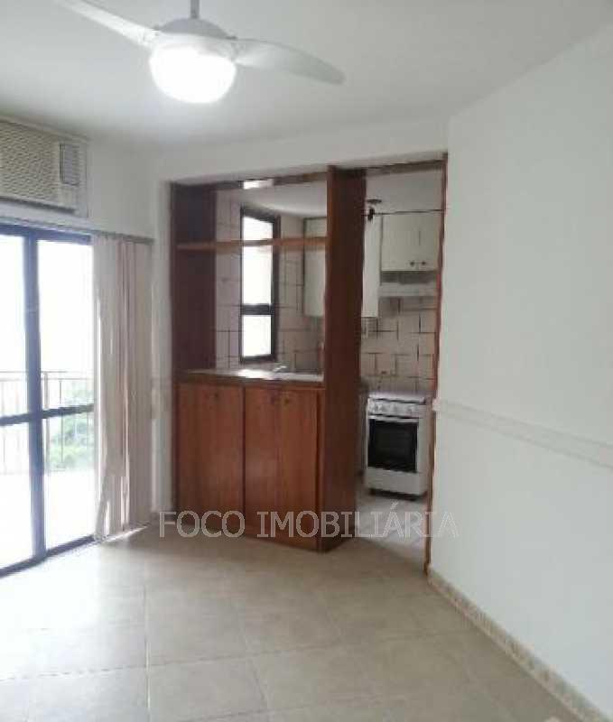 SALA E COZINHA - Apartamento à venda Avenida Princesa Isabel,Copacabana, Rio de Janeiro - R$ 600.000 - FLAP10303 - 3