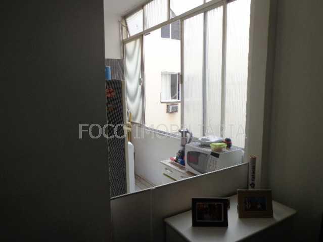 SALA / ÁREA SERVIÇO - Apartamento à venda Rua Riachuelo,Centro, Rio de Janeiro - R$ 330.000 - FLAP10349 - 16
