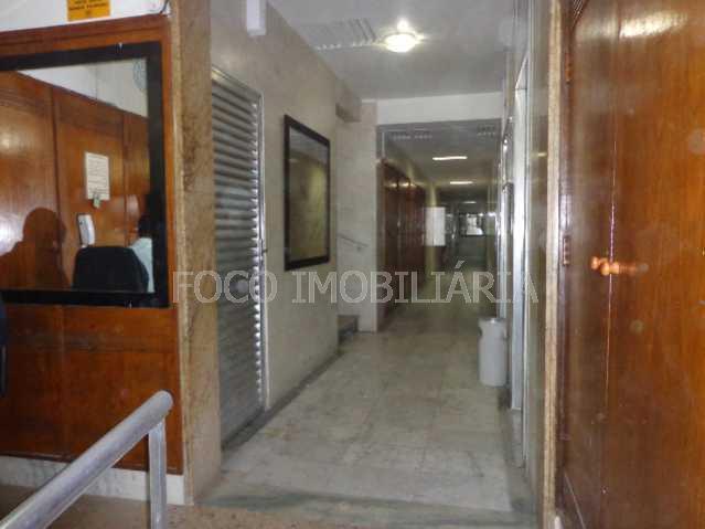 PORTARIA - Apartamento à venda Rua Riachuelo,Centro, Rio de Janeiro - R$ 350.000 - FLAP10349 - 19