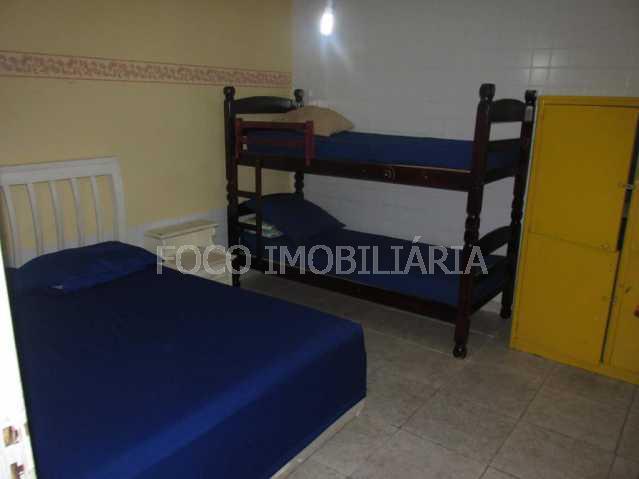 SUÍTE MODELO - Casa à venda Rua Hermenegildo de Barros,Glória, Rio de Janeiro - R$ 1.800.000 - FLCA90002 - 9