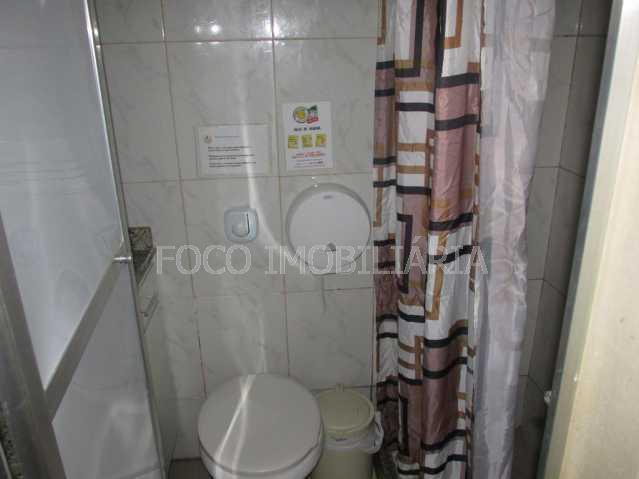 BANHEIRO SUÍTE - Casa à venda Rua Hermenegildo de Barros,Glória, Rio de Janeiro - R$ 1.800.000 - FLCA90002 - 15