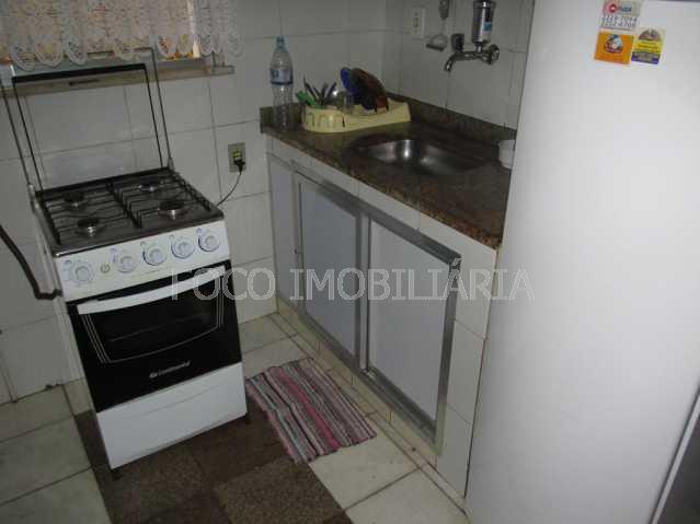 COZINHA - Casa à venda Rua Hermenegildo de Barros,Glória, Rio de Janeiro - R$ 1.800.000 - FLCA90002 - 18