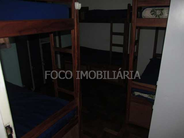 SUÍTE MODELO - Casa à venda Rua Hermenegildo de Barros,Glória, Rio de Janeiro - R$ 1.800.000 - FLCA90002 - 14