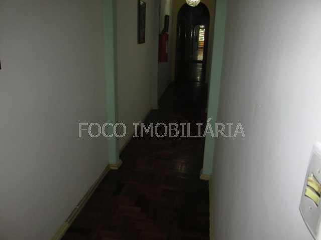CIRCULAÇÃO - Casa à venda Rua Hermenegildo de Barros,Glória, Rio de Janeiro - R$ 1.800.000 - FLCA90002 - 20