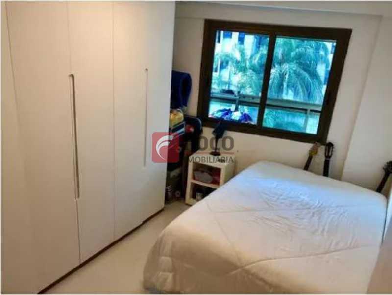 quarto - Apartamento À Venda - Gávea - Rio de Janeiro - RJ - JBAP20192 - 14