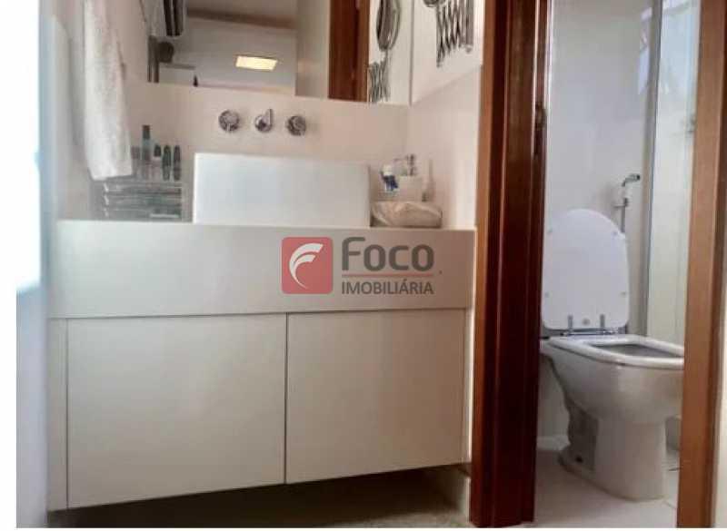 banheiro - Apartamento À Venda - Gávea - Rio de Janeiro - RJ - JBAP20192 - 15