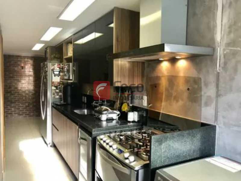 cozinha - Apartamento À Venda - Gávea - Rio de Janeiro - RJ - JBAP20192 - 17