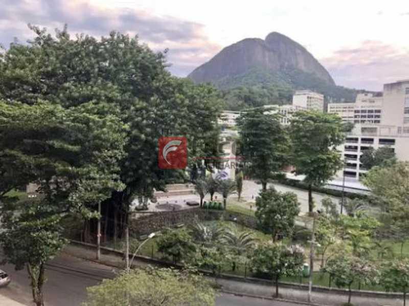 vista ampla - Apartamento À Venda - Gávea - Rio de Janeiro - RJ - JBAP20192 - 19