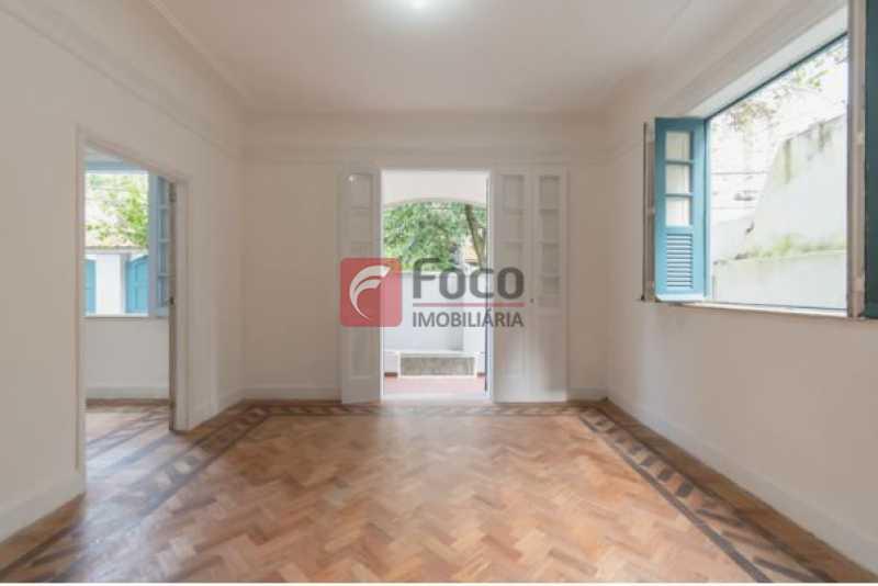 1 - Casa à venda Rua Visconde de Carandaí,Jardim Botânico, Rio de Janeiro - R$ 3.500.000 - JBCA60002 - 6