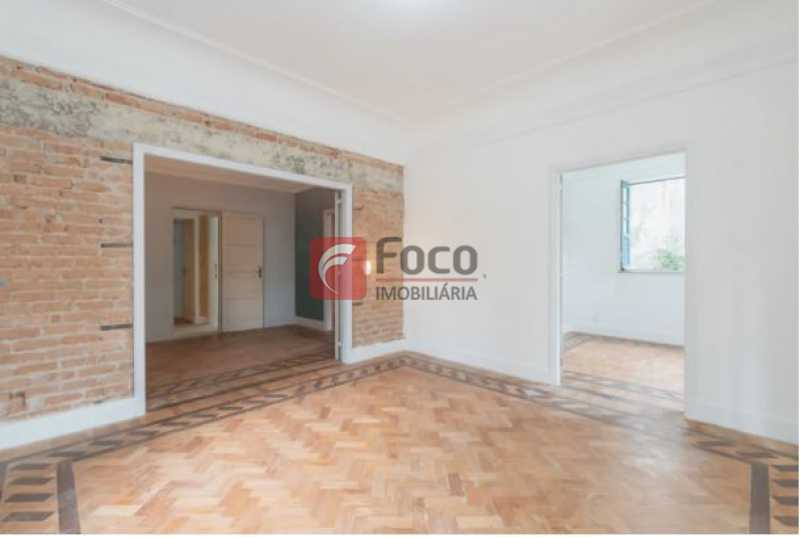 2 - Casa à venda Rua Visconde de Carandaí,Jardim Botânico, Rio de Janeiro - R$ 3.500.000 - JBCA60002 - 3