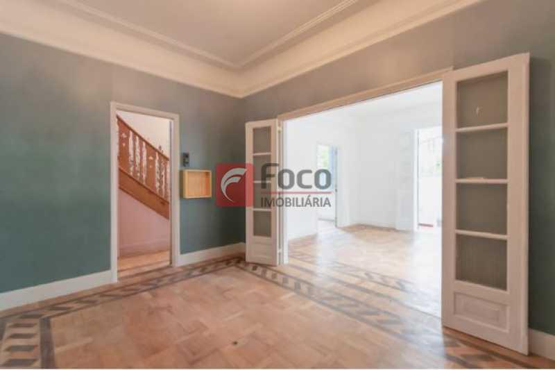 3 - Casa à venda Rua Visconde de Carandaí,Jardim Botânico, Rio de Janeiro - R$ 3.500.000 - JBCA60002 - 1