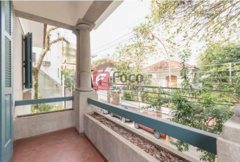 13 - Casa à venda Rua Visconde de Carandaí,Jardim Botânico, Rio de Janeiro - R$ 3.500.000 - JBCA60002 - 9