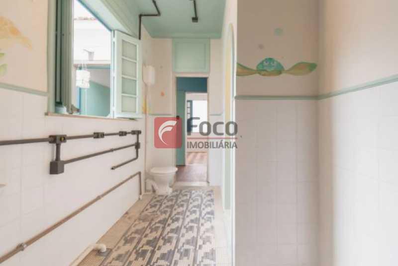 14 - Casa à venda Rua Visconde de Carandaí,Jardim Botânico, Rio de Janeiro - R$ 3.500.000 - JBCA60002 - 21
