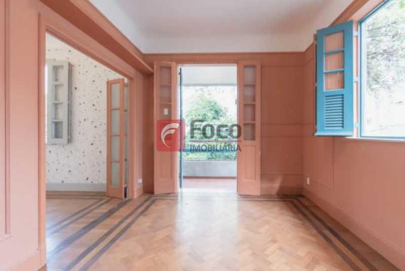 17 - Casa à venda Rua Visconde de Carandaí,Jardim Botânico, Rio de Janeiro - R$ 3.500.000 - JBCA60002 - 13