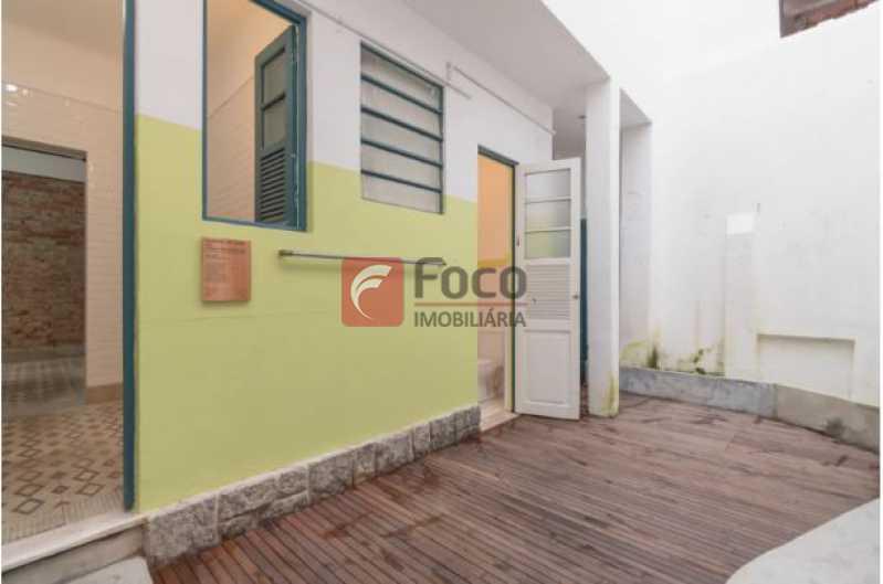 22 - Casa à venda Rua Visconde de Carandaí,Jardim Botânico, Rio de Janeiro - R$ 3.500.000 - JBCA60002 - 23