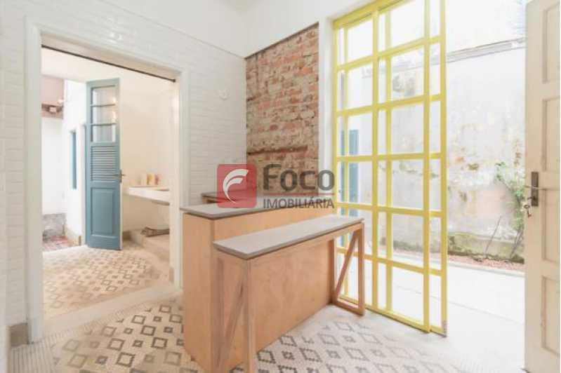 23 - Casa à venda Rua Visconde de Carandaí,Jardim Botânico, Rio de Janeiro - R$ 3.500.000 - JBCA60002 - 17
