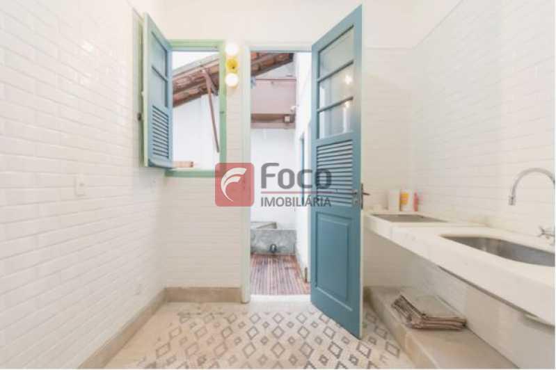 24 - Casa à venda Rua Visconde de Carandaí,Jardim Botânico, Rio de Janeiro - R$ 3.500.000 - JBCA60002 - 18