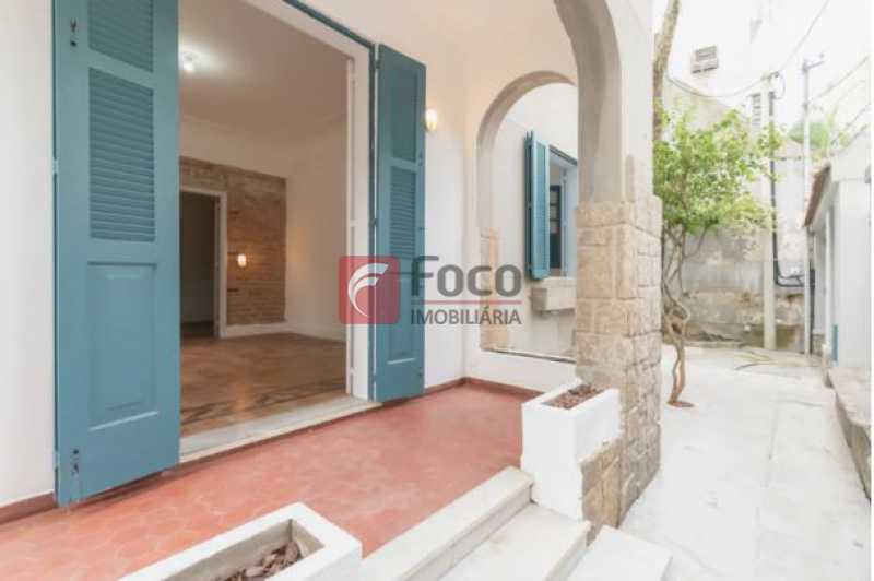 29 - Casa à venda Rua Visconde de Carandaí,Jardim Botânico, Rio de Janeiro - R$ 3.500.000 - JBCA60002 - 27