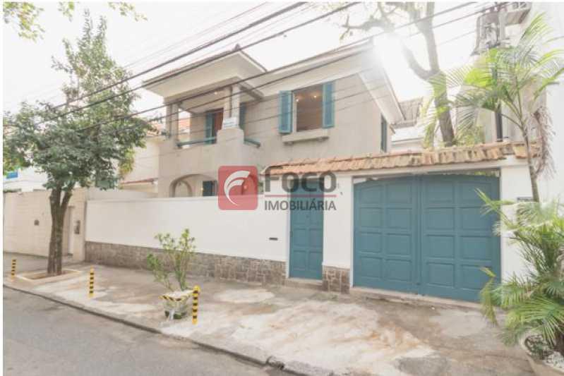 30 - Casa à venda Rua Visconde de Carandaí,Jardim Botânico, Rio de Janeiro - R$ 3.500.000 - JBCA60002 - 28