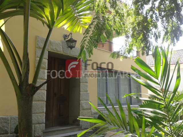 CASA - Casa à venda Rua Indiana,Cosme Velho, Rio de Janeiro - R$ 3.200.000 - FLCA40030 - 9