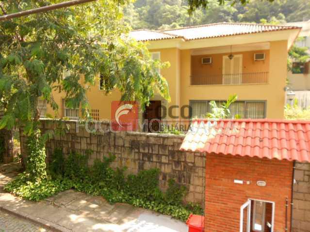 CASA - Casa à venda Rua Indiana,Cosme Velho, Rio de Janeiro - R$ 3.200.000 - FLCA40030 - 3