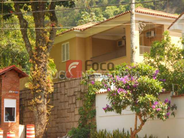 CASA - Casa à venda Rua Indiana,Cosme Velho, Rio de Janeiro - R$ 3.200.000 - FLCA40030 - 1