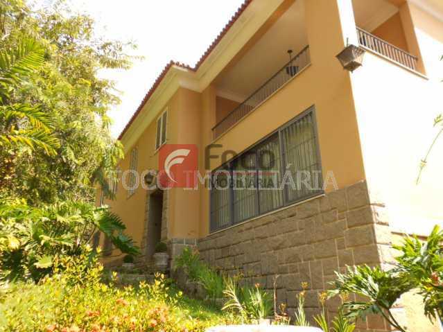 CASA - Casa à venda Rua Indiana,Cosme Velho, Rio de Janeiro - R$ 3.200.000 - FLCA40030 - 18