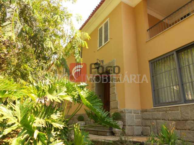 CASA - Casa à venda Rua Indiana,Cosme Velho, Rio de Janeiro - R$ 3.200.000 - FLCA40030 - 4