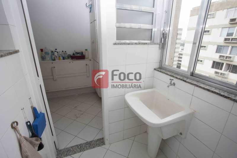 18 - Apartamento à venda Avenida Lineu de Paula Machado,Jardim Botânico, Rio de Janeiro - R$ 1.650.000 - FLAP30529 - 19