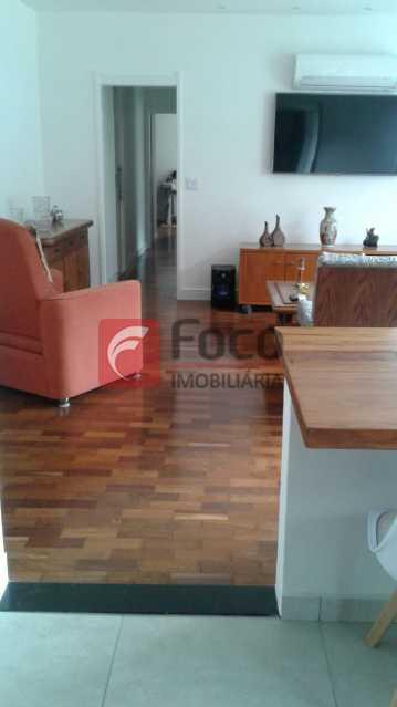 SALA - Apartamento à venda Rua Pereira da Silva,Laranjeiras, Rio de Janeiro - R$ 1.200.000 - FA32168 - 4