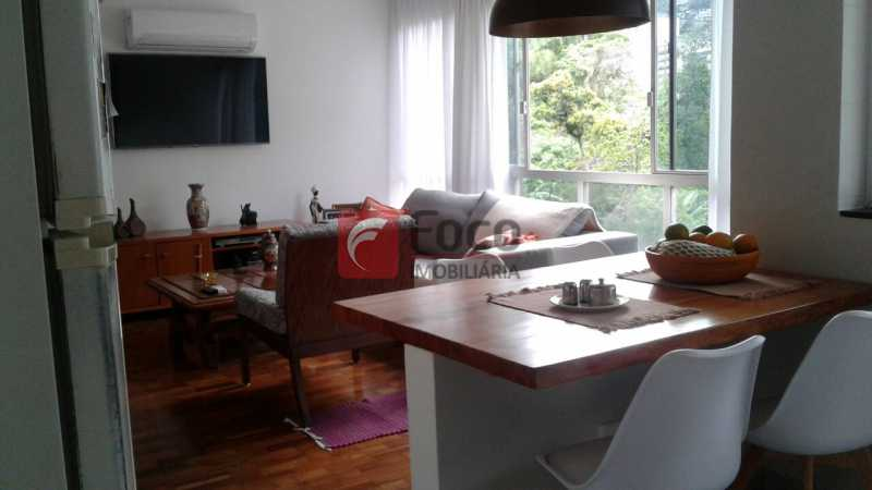 SALA - Apartamento à venda Rua Pereira da Silva,Laranjeiras, Rio de Janeiro - R$ 1.200.000 - FA32168 - 5