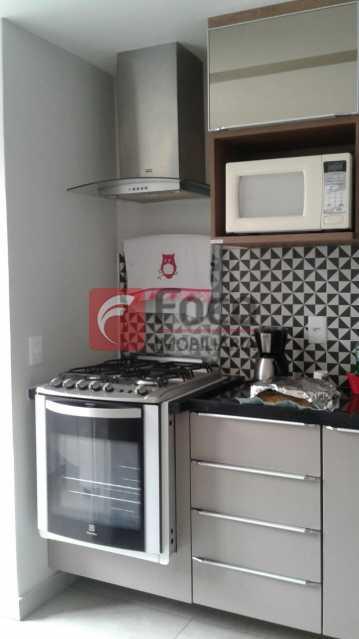 COZINHA - Apartamento à venda Rua Pereira da Silva,Laranjeiras, Rio de Janeiro - R$ 1.200.000 - FA32168 - 10