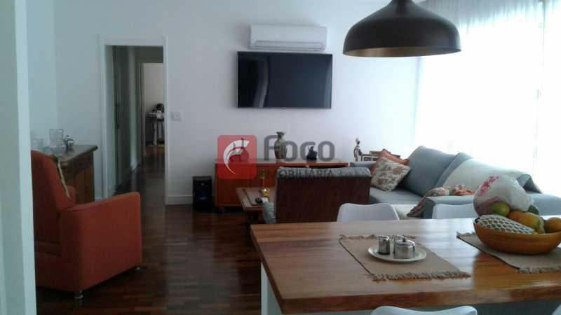 SALA - Apartamento à venda Rua Pereira da Silva,Laranjeiras, Rio de Janeiro - R$ 1.200.000 - FA32168 - 3