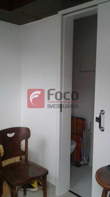 QUARTO DE SERVIÇO - Apartamento à venda Rua Pereira da Silva,Laranjeiras, Rio de Janeiro - R$ 1.200.000 - FA32168 - 14