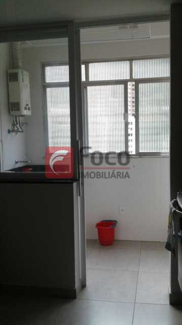 ÁREA DE SERVIÇO - Apartamento à venda Rua Pereira da Silva,Laranjeiras, Rio de Janeiro - R$ 1.200.000 - FA32168 - 16